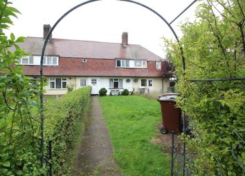 Thumbnail 3 bed terraced house for sale in Western Boulevard, Nottingham