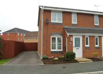 Thumbnail 3 bed semi-detached house to rent in Magellan Way, Derby