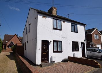 Thumbnail 2 bed semi-detached house to rent in Robin Hood Road, Elsenham, Bishops Stortford