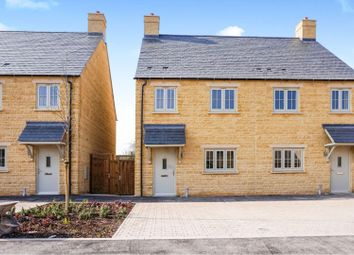 Thumbnail 2 bed semi-detached house for sale in 6 Swailbrook Place, Kingham, Chipping Norton