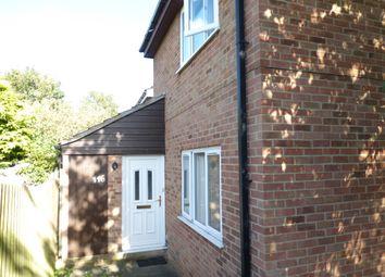 Thumbnail 1 bedroom flat for sale in Somerville, Werrington, Peterborough