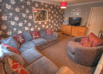 Thumbnail 2 bed terraced house for sale in Plantation Court, Greenside, Ryton