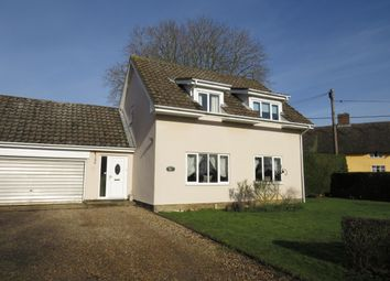 Thumbnail 3 bed detached house to rent in Tattlepot Road, Pulham Market, Diss