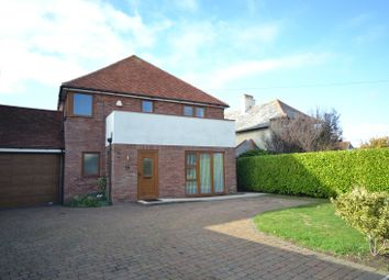 Thumbnail 4 bed detached house for sale in Hillfield Road, Selsey
