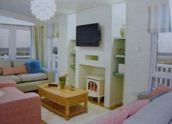 Thumbnail 2 bed mobile/park home for sale in Willow Lodge Park, Chapel Hill, Lincoln
