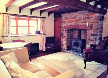 Thumbnail 2 bedroom barn conversion to rent in Merrymeet, Liskeard