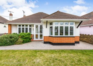 Thumbnail 2 bedroom detached bungalow for sale in Lifstan Way, Southend-On-Sea