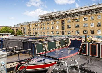 Thumbnail 1 bed houseboat for sale in Ice Wharf Marina, London