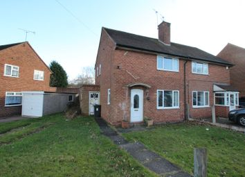 2 bed semi-detached house for sale in Middle Acre Road, Birmingham, West Midlands B32