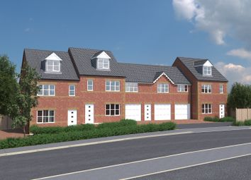 4 bed town house for sale in Treetops, Common Road, South Kirkby WF9