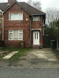 3 bed property to rent in Alumwell Road, Walsall WS2