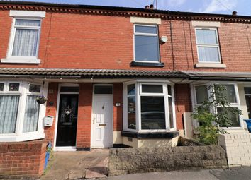 Thumbnail 2 bedroom terraced house for sale in King Street, Worksop