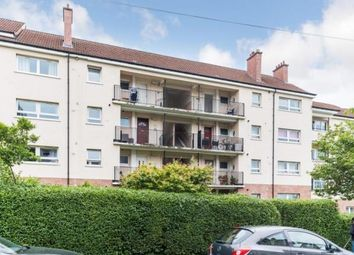 Thumbnail 3 bed flat for sale in Corlaich Avenue, Glasgow, Lanarkshire
