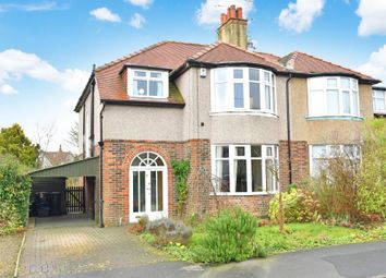 3 bed semi-detached house for sale in Pannal Ash Drive, Harrogate HG2