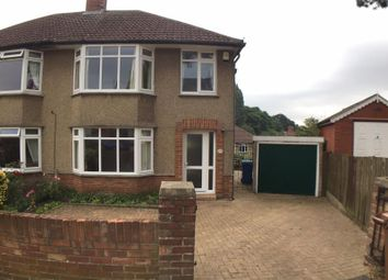 Thumbnail 3 bed semi-detached house to rent in Tuddenham Road, Ipswich