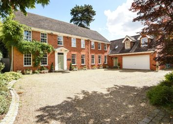 Thumbnail 8 bed detached house for sale in Englefield Green, Surrey