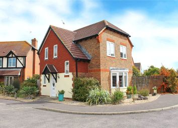 Thumbnail 3 bedroom detached house for sale in The Dell, Angmering, West Sussex