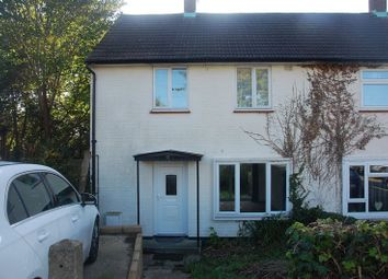 Thumbnail 2 bed semi-detached house to rent in Wellside Close, Arkley, Barnet
