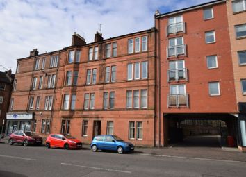 Thumbnail 1 bed flat for sale in 47 Crow Road, Glasgow