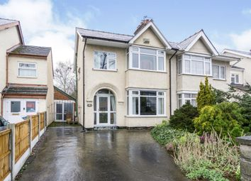 Thumbnail 3 bed semi-detached house for sale in Princes Avenue, Eastham, Wirral