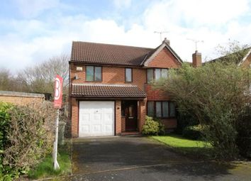 Thumbnail 4 bed detached house for sale in Forest Court, Barlborough, Chesterfield, Derbyshire