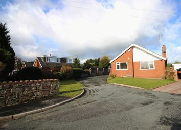 Thumbnail 2 bed detached bungalow for sale in Sandsdown Close, Gillow Heath, Staffordshire