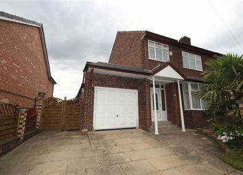 Thumbnail 3 bedroom semi-detached house to rent in Devonshire Road, Salford