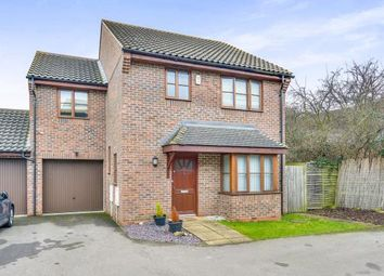 Thumbnail 4 bedroom detached house for sale in Perivale, Monkston Park, Milton Keynes, Buckinghamshire
