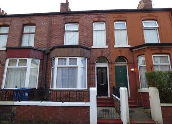 Thumbnail 3 bed terraced house for sale in Brighton Avenue, Reddish, Stockport