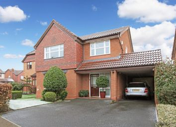 Thumbnail 4 bedroom detached house for sale in Chancery Park, Priorslee, Telford