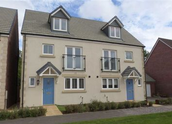 Thumbnail 4 bed town house to rent in Polesdon Avenue, Coate, Swindon