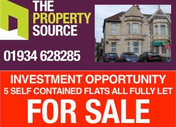 Thumbnail 6 bed semi-detached house for sale in Locking Road, Weston-Super-Mare