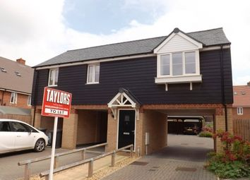 Thumbnail 2 bed flat to rent in Evans Grove, Biggleswade