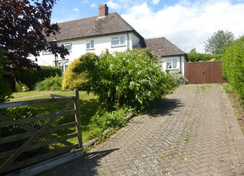 Thumbnail 3 bed semi-detached house for sale in Catherines Well, Milton Abbas, Blandford Forum