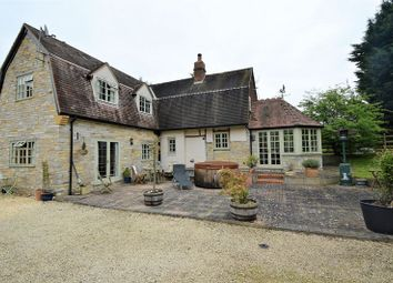 Thumbnail 4 bed detached house for sale in Kings Lane, Broom, Alcester