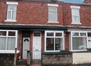 2 bed terraced house to rent in Neville Street, Oakhill, Stoke-On-Trent ST4
