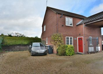 Thumbnail 2 bed mews house for sale in Grantham Road, Navenby, Lincoln