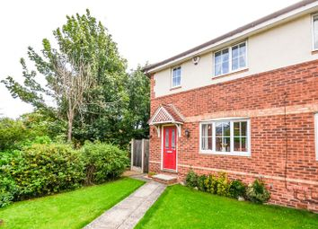 Thumbnail 3 bed semi-detached house for sale in 18 Huxterwell Drive, Doncaster