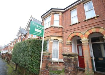 Thumbnail 4 bedroom terraced house to rent in Fairfield Road, Winchester