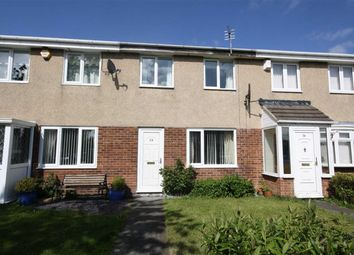 Thumbnail 3 bed terraced house to rent in Abbotside Close, Ouston, Chester Le Street, County Durham
