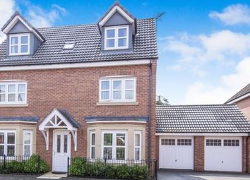 Thumbnail 5 bed detached house for sale in Harrow Place, Leicester
