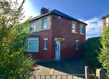 Thumbnail 3 bed semi-detached house for sale in 41 Keith Road, Middlesbrough, Cleveland