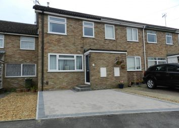 3 bed terraced house to rent in Saxon Rise, Irchester NN29