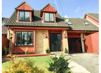 Thumbnail 3 bed link-detached house for sale in Hazel Grove, Thatcham