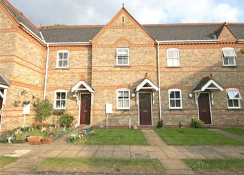 Thumbnail 1 bedroom terraced house to rent in Lavenham Court, Botolph Green, Peterborough
