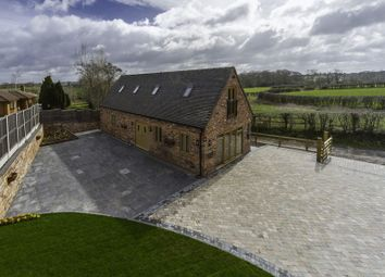 Thumbnail 3 bed barn conversion for sale in Sandy Lane, Bishops Wood, Stafford