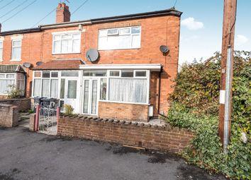 Thumbnail 2 bed terraced house for sale in Deakins Road, Yardley, Birmingham