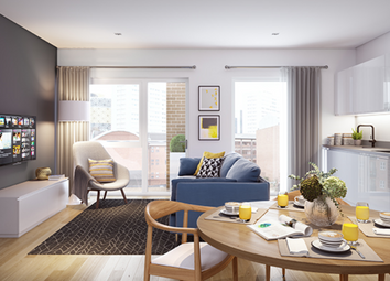 Thumbnail 1 bed flat for sale in Regency Place, 50, Parade, Birmingham