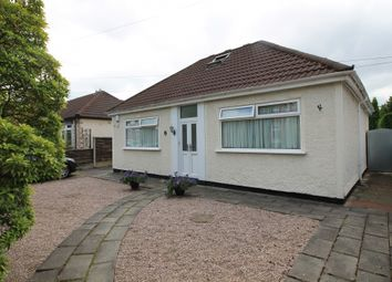 Thumbnail 3 bed bungalow to rent in Spennithorne Road, Urmston