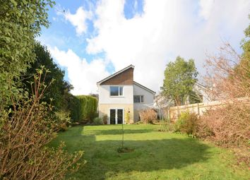 Thumbnail 5 bed detached bungalow for sale in Budock Water, Falmouth, Cornwall
